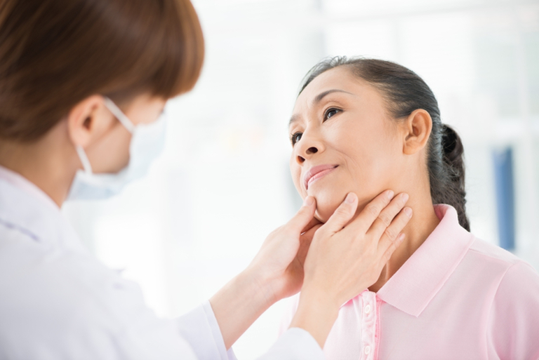 Treating Thyroid Disorders
