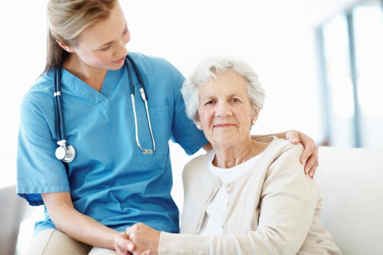 Alzheimer care for Elderly