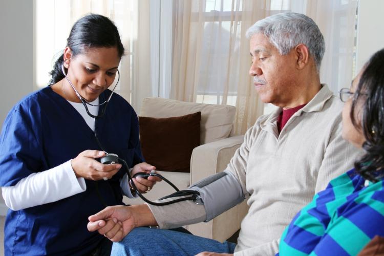 choosing home healthcare