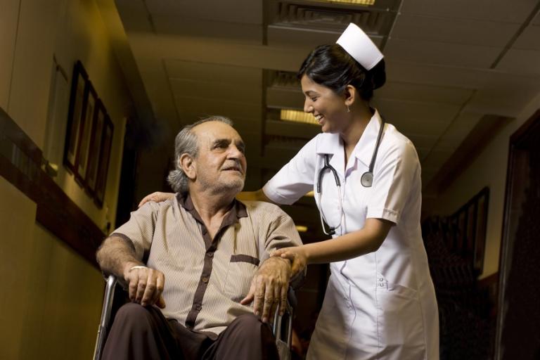 palliative care at home