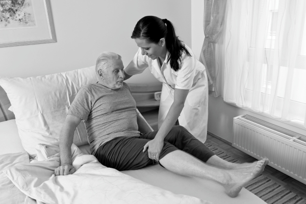 Knee pain in seniors